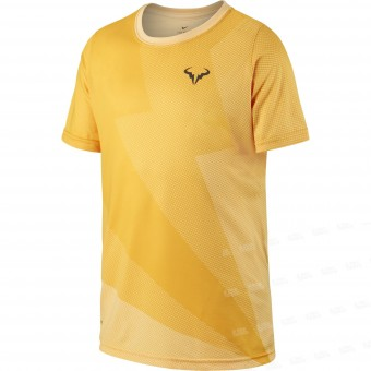 Nike Court Rafael Nadal T-shirt Enfant Printemps 2019