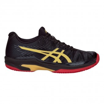 check out 80468 5935f Asics Gel Solution Speed FF Femme Edition Limitee Terre Battue PE19 ...