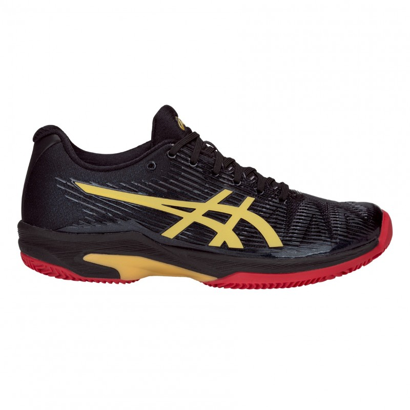 CHAUSSURES ASICS FEMME SOLUTION SPEED FF L.E TERRE BATTUE