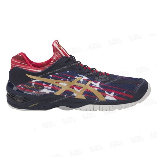 CHAUSSURES ASICS GEL COURT FF MEN LIMITED EDITION NYC 2017