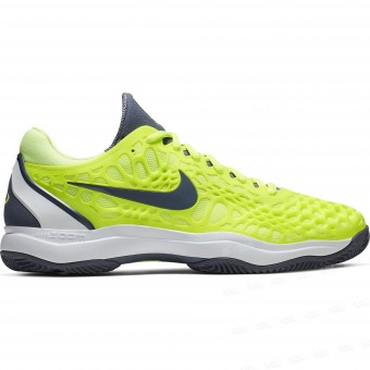 Nike Air Zoom Cage 3 Terre Battue Homme Ete 2019