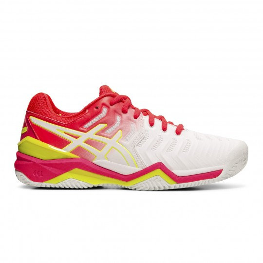 Asics Gel Resolution 7 Terre Battue Femme AH19