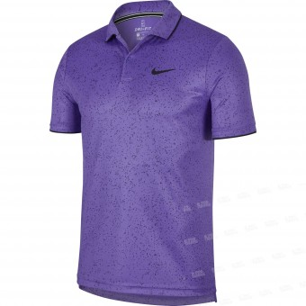 9787295149bdb Nike Court Dry Polo AOP Homme Automne 2019 ...