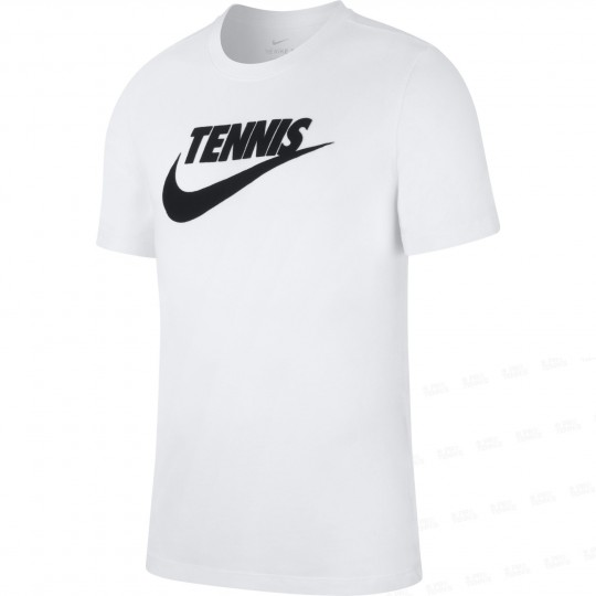 Nike Court Dry T-shirt Tennis Homme Automne 2019