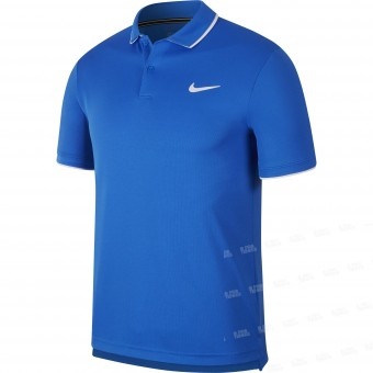 Nike Court Dry Team Polo Homme Automne 2019