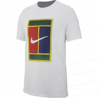 Nike Court Heritage T-shirt Homme Automne 2019