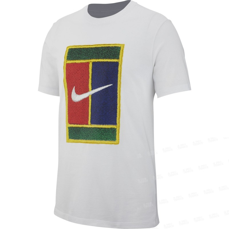 elegant shoes wholesale dealer sneakers for cheap Nike Court Heritage T-shirt Homme Automne 2019 - T-shirt De Tennis Homme  T-shirt De Tennis Homme
