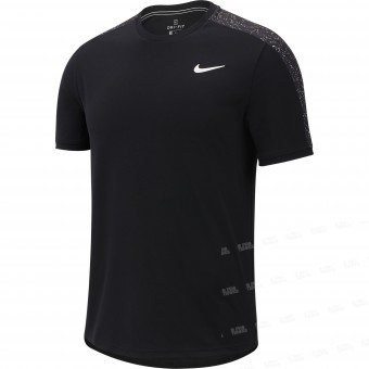 Nike Court Dry SS Top Homme Automne 2019