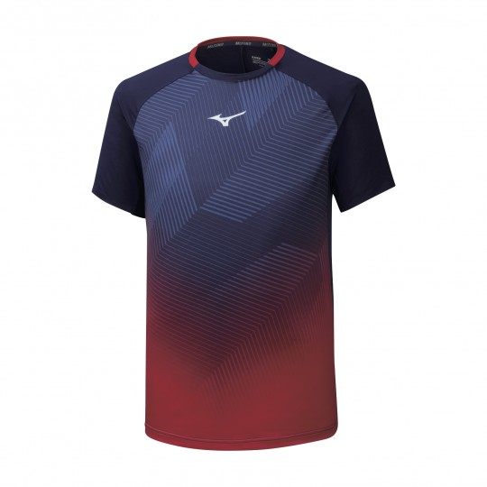 Mizuno Shadow Graphic T-shirt Homme AH19