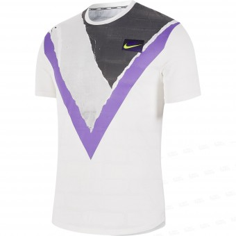 Nike Court Challenger Top SS US Open Homme 2019