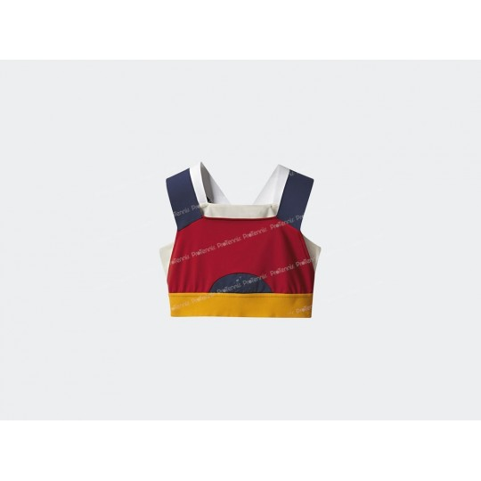 BRASSIERE ADIDAS PHARRELL WILLIAMS NY MULTICOLORE AH17