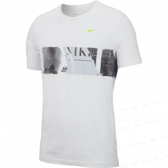 Nike Court T-shirt Homme US Open Automne 2019