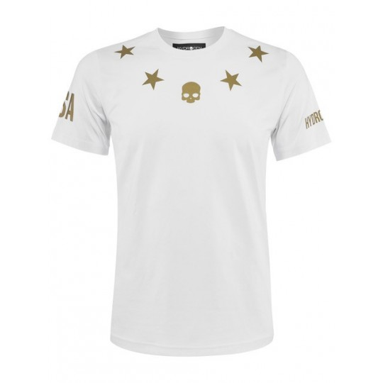 Hydrogen Us Open Star T-shirt Homme AH19