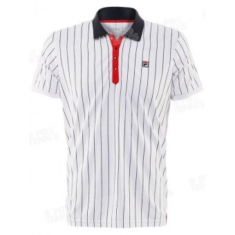 Fila Polo Club Stripes Homme AH19
