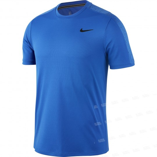 Nike Court Dry SS Top Homme Hiver 2019