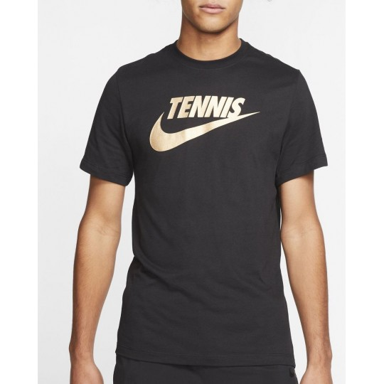 Nike Court Tennis T-shirt Homme Hiver 2019