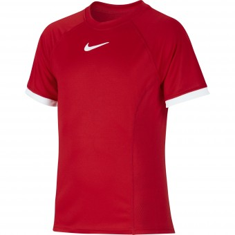 Nike Court Dry SS Top Printemps 2020