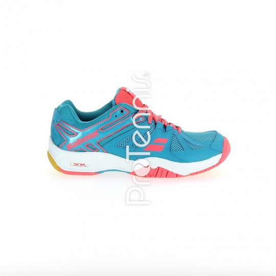 BABOLAT SHADOW TEAM WOMEN TURQUOISE/FUSHIA