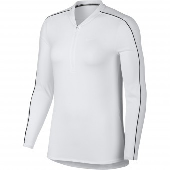 Nike Pure top 1/2 Zip Femme Printemps 2020