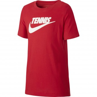 Nike Court SS T-shirt Tennis Enfant Printemps 2020