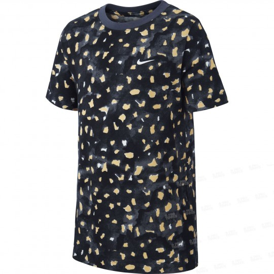 Nike Court Short Sleve T-shirt Enfant Printemps 2020