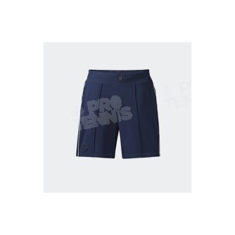 SHORT ADIDAS BOY PHARRELL WILLIAMS NY NAVY / BLANC AH17