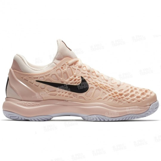 CHAUSSURES NIKE AIR ZOOM CAGE 3 FEMME BEIGE PRINTEMPS 2018