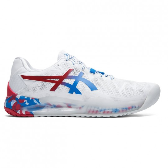Asics Gel Resolution 8 L.E. Terre Battue Homme PE20
