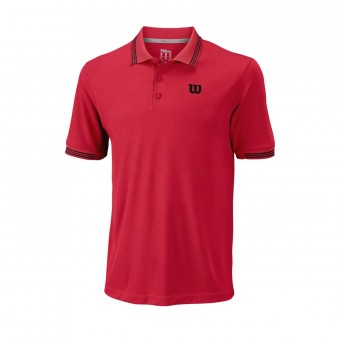 Wilson Star Tipped Polo Homme PE20