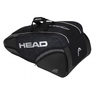 Head Djokovic Supercombi 9 Raquettes