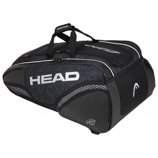 Head Djokovic Monstercombi 12 Raquettes
