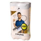Head Tour XT Bi-Pack Tubes de 4 Balles