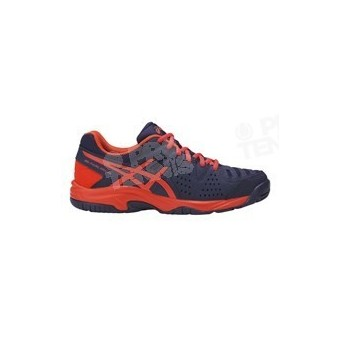 ASICS GEL PADEL PRO 3 JUNIOR MARINE / ROUGE AH17