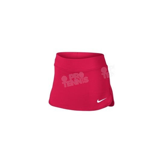 JUPE NIKE PURE SKIRT FILLETTE ROUGE AUTOMNE 2017