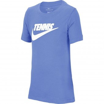 Nike Court SS T-shirt Tennis Enfant Ete 2020