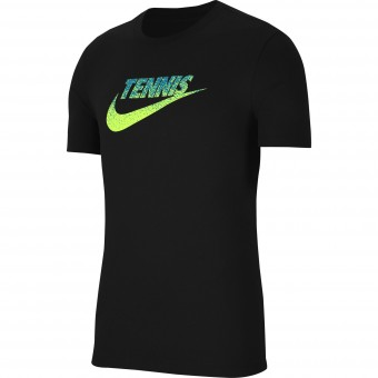 Nike Court Tennis Graphic T-shirt Homme Automne 2020