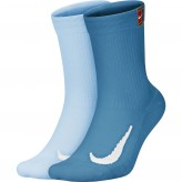 Nike Multiplier Crew 2 pack Chaussettes