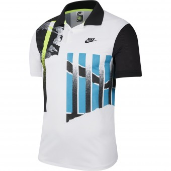 Nike Court Advantage Polo NY Homme Automne 2020