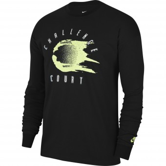 Nike Court Challenge Longsleeves Homme Automne 2020