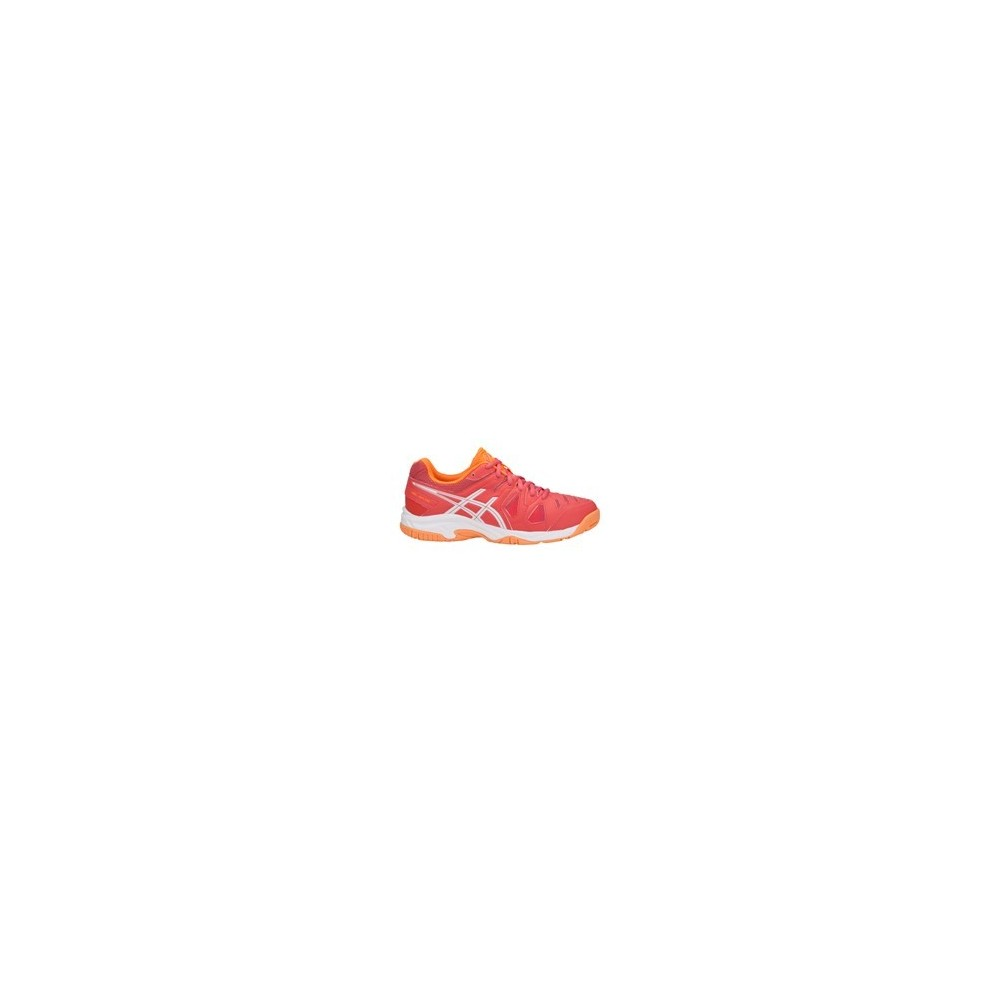 Gel Chaussures Game Asics Junior Corail 5 Orange Pe18 5AR4jL