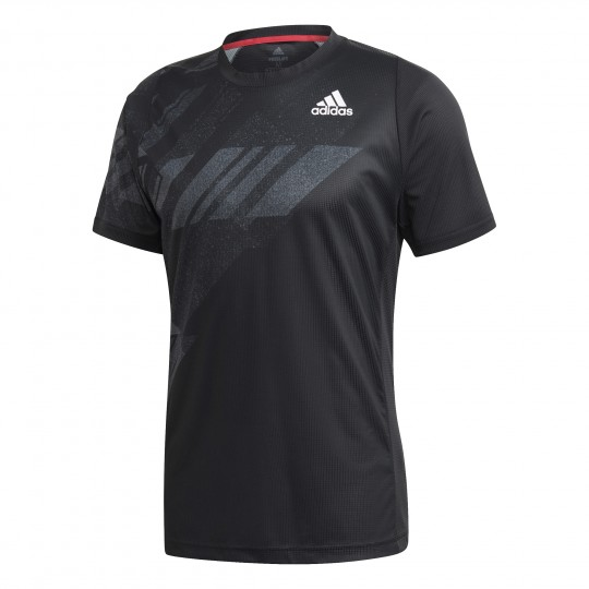 Adidas Freelift Printed Heat RDY Tee Homme AH20