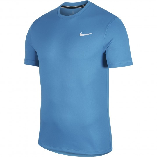 Nike Court Dry Top Colourblock Homme Hiver 2020