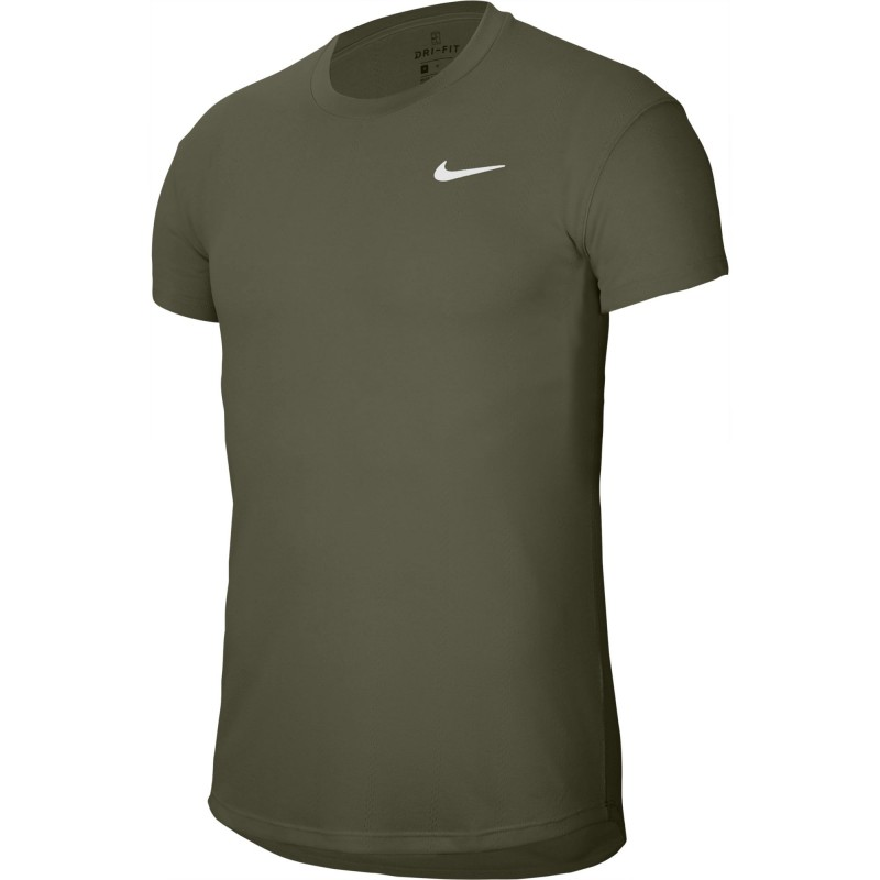 Nike Court Challenger T-shirt Homme Hiver 2020