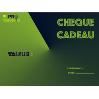 Chèque Cadeau Protennis.fr