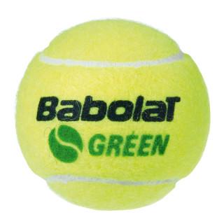 Babolat Green Tube de 3 Balles