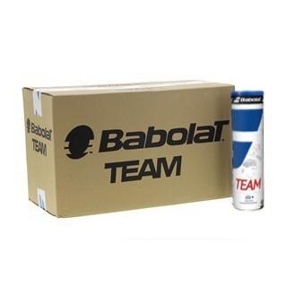 Carton Babaolat Team 18 Tubes de 4 balles