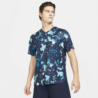 Nike Victory Printed T-shirt Homme Printemps 2021