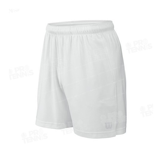 SHORT WILSON MEN RUSH 7 BLANC AH17