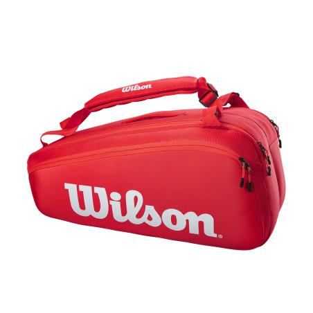 Wilson Super Tour Sac 9 Raquettes Pro Staff