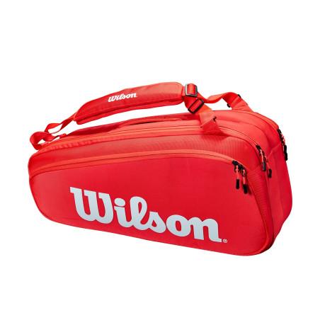 Wilson Super Tour Sac 6 Raquettes Pro Staff